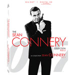 007 The Sean Connery Collection Volume 2 (Blu-ray)