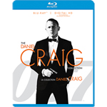 007 The Daniel Craig Collection (Blu-ray)