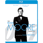 007 The Roger Moore Collection Volume 1 (Blu-ray)