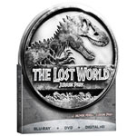 Jurassic Park: The Lost World (Steel Tin) (Only at Best Buy) (Blu-ray Combo) (1997)
