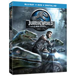 Jurassic World (Combo Blu-ray) (2015)