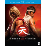 Street Fighter: Assassin's Fist - Live Action (Blu-ray Combo)