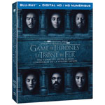 Game of Thrones: The Complete Sixth Season (Bilingual) (Blu-ray)