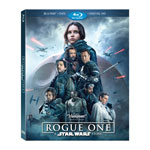 Rogue One: A Star Wars Story (English) (Blu-ray Combo) (2016)