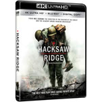 Hacksaw Ridge (Ultra HD 4K) (combo Blu-ray)