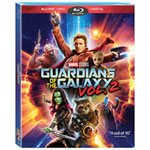 Guardians Of The Galaxy Vol. 2 (English) (Blu-ray Combo)