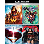 DC Collection (Only at Best Buy) (4K Ultra HD) (Blu-ray Combo)