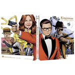 Kingsman: The Golden Circle (SteelBook) (Only at Best Buy) (4K Ultra HD) (Blu-ray Combo) (2017)