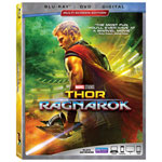 THOR: Ragnarok (English) (Blu-ray Combo) (2017)