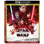 Star Wars: The Last Jedi (English) (4K Ultra HD) (Blu-ray Combo) (2017)