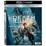 Maze Runner: The Death Cure (4K Ultra HD) (Blu-ray Combo)