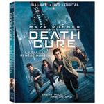 Maze Runner: The Death Cure (Blu-ray Combo)