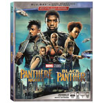 Black Panther Multi-Screen Edition (Blu-ray) (2018)