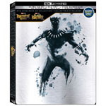 Black Panther (French) (SteelBook) (Only at Best Buy) (4K Ultra HD) (Blu-ray Combo)