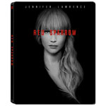 Red Sparrow (SteelBook) (Blu-ray) (2018)