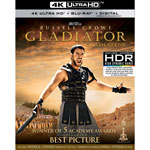 Gladiator (4K Ultra HD) (Blu-ray Combo)