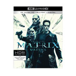 The Matrix (4K Ultra HD) (Blu-ray Combo)