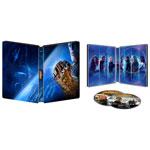 Avengers: Infinity War (français) (SteelBook) (Seulement à Best Buy) (Ultra HD 4K) (combo Blu-ray)