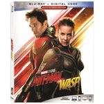 Ant-Man and the Wasp (English) (Blu-ray)
