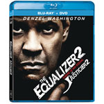 The Equalizer 2 (Blu-ray Combo)