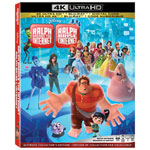 Ralph Breaks the Internet Ultimate Collector's Edition (4K Ultra HD) (Blu-ray Combo)