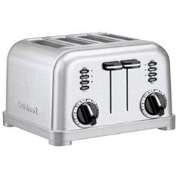 Grille-pain de Cuisinart - 4 tranches