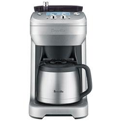 7f09b0ba718 Breville Grind Control 12-Cup Coffee Maker (BDC650BSS)