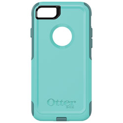 OtterBox Commuter iPhone 7/8 Fitted Hard Shell Case - Mint Green