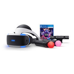 Ensemble PlayStation VR Worlds