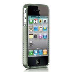 aee76c13298b1c Insten Fitted Soft Shell Case for iPhone 4S iPhone 4 - Green