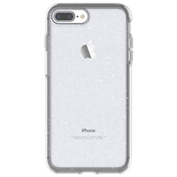32d5d524958e OtterBox Symmetry Fitted Hard Shell Case for iPhone 8 Plus/7 Plus - Clear/