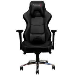 c29478f55 PulseLabz Guardian Series Office Gaming Chair - Black Black