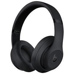 f44c3f73e89 Beats by Dr. Dre Studio3 Over-Ear Noise Cancelling Bluetooth Headphones -  Black