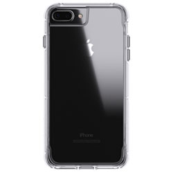 22b772c308d Griffin Survivor Clear Fitted Hard Shell Case for iPhone 8 Plus 7 Plus 6