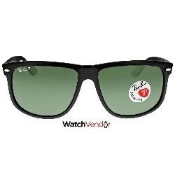 08576984d4 Ray-Ban Highstreet Black Nylon Frame Sunglasses RB4147-601-58-60