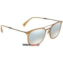 331683906bcbd Ray Ban Silver Gradient Flash Square Sunglasses RB4286 6166B8 55