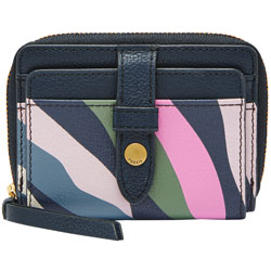 f47f65a6a58 Fossil Fiona Pattern Leather Wallet - Multi