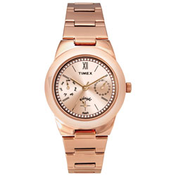 81b3403dcbb Available online only. Timex 31.3mm Women s Dress Watch - Rose Gold