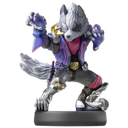 amiibo Super Smash Bros Wolf