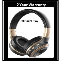 5ecb7206c2d Zealot B19 Want long play Comfortable Wireless Over- Ear Headphones w Clean  Sound & Phone