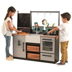 Wood Play Kitchen Canada