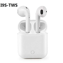 1eb38650cf2 I9S TWS Bluetooth 4.2 Stereo in Ear Headphone, Portable Sports Wireless  Earbuds for iOS &