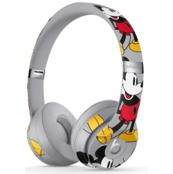 5f0dac7c1e5 Beats by Dr. Dre Solo3 On-Ear Sound Isolating Bluetooth Headphones w Mickey  ,