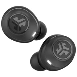 7bb15e22d3d JLab JBuds Air In-Ear Sound Isolating Truly Wireless Headphones - Black