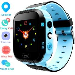a5a1b19cfc Kids Smartwatch, GPS Locator, Children Smart watch, smart Phone Watch,  Camera Watch