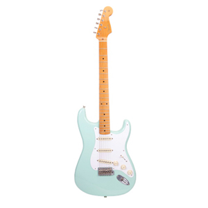 Fender Stratocaster Electric Guitar - Surf Green