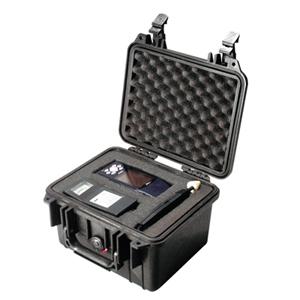 Étui 1300 pour appareil photo avec mousse de Pelican - Noir