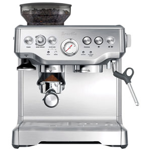 Breville Barista Express Pump Espresso Machine - Stainless Steel