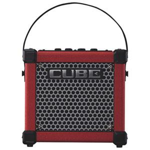 Amplificateur pour guitare Micro CUBE GX de Roland - Rouge