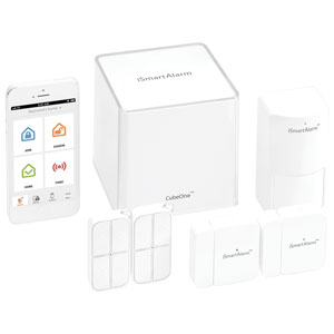 iSmartAlarm Wireless Security System (ISA3) - Only at Best Buy
